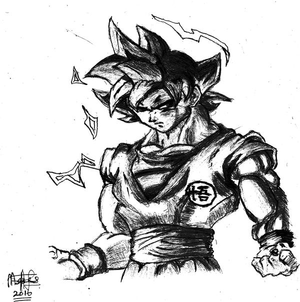 Dragon Ball Z by mosesjunior