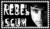 Stamp:Star Wars Rebel Scum Luk by Eat-Sith