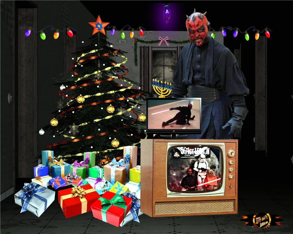 Happy Birthday Darth Maul by Eat-Sith