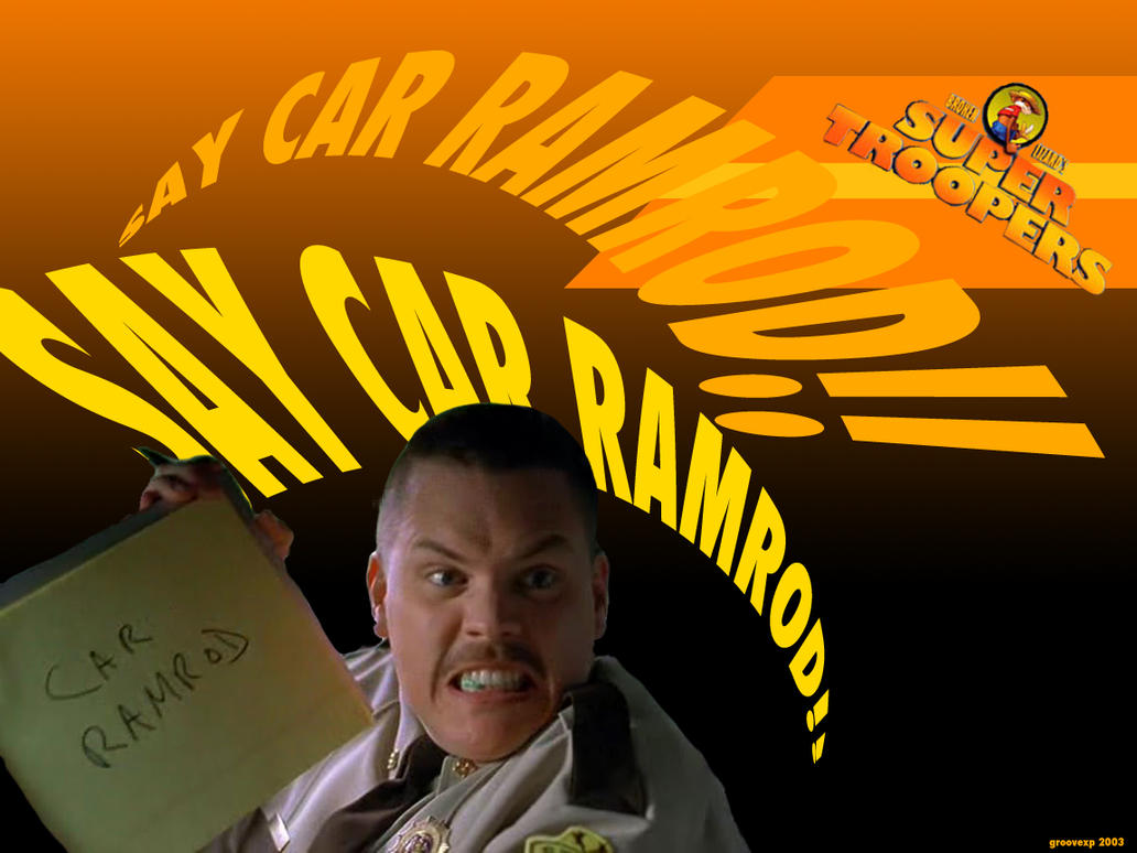 Car Ramrod By Groovexp On DeviantArt