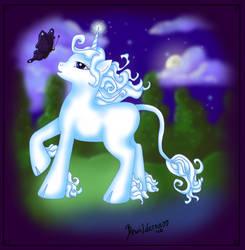 MLP G4 Style The Last Unicorn
