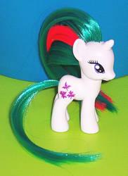 Custom G4 Gusty My Little Pony