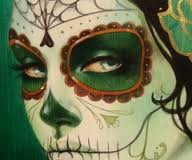 Day Of The Dead Girl by Wicked-Immortal