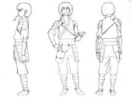 avatar design work by blacksataguni