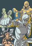 Dvd Cover Art For 'THE LEGEND OF KORRA'