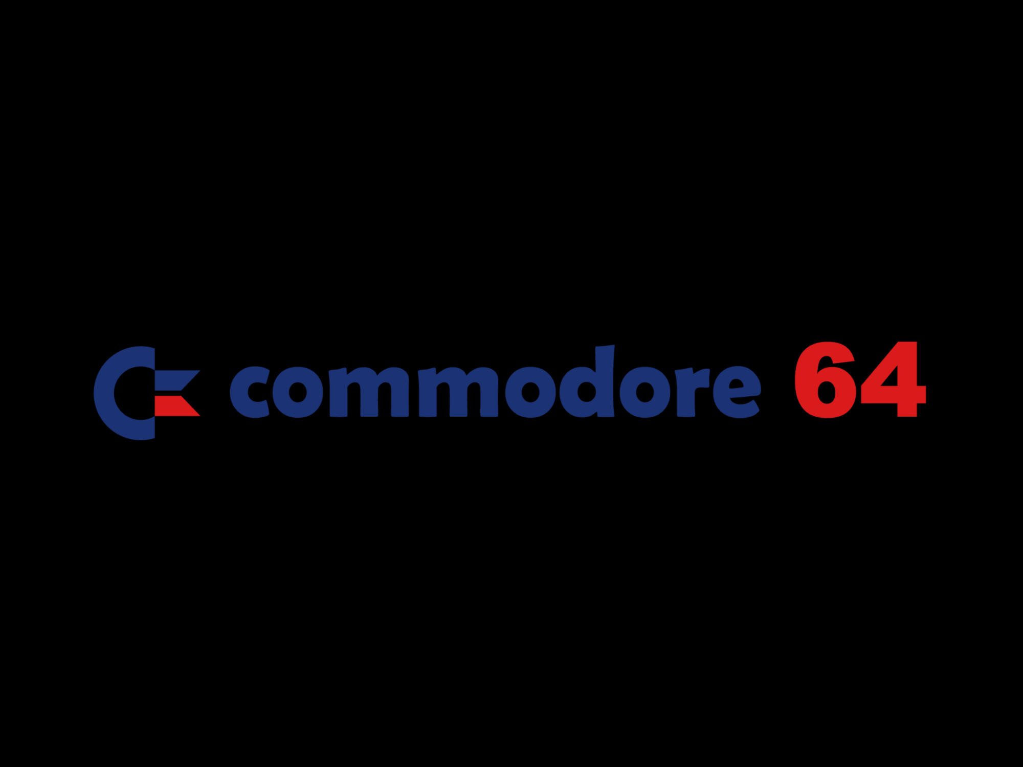 commodore 64 logo by icmerch on deviantart
