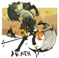 Death Of Summer by hollow-prince