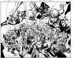 secret invasion 6  pgs 20-21