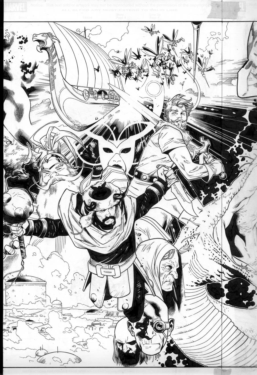 Part 14 / 9 Tales_of_asgard_5_cover_by_MarkMorales