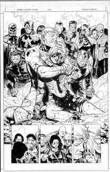 childrens crusade 9 pg 1 by MarkMorales