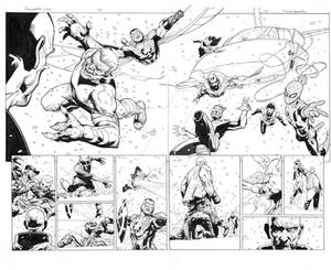 Avengers: Rage of Ultron  graphic novel