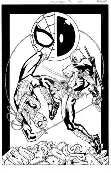 SpidermanDeadpool001cover