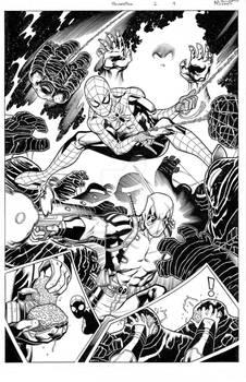 Spiderman/Deadpool #1 pg 9