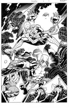 Spiderman/Deadpool #1 pg 9