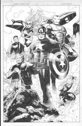 Avengers: Children's Crusade 4 pg 12