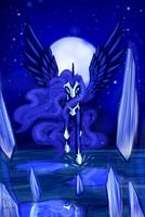 Nightmaremoon by Dalagar