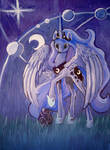 Princess Luna portrait A2