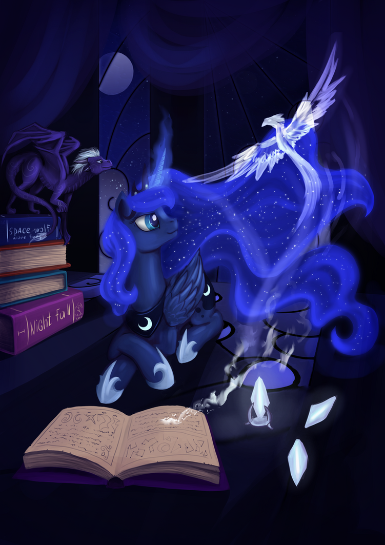 Night tales by Dalagar