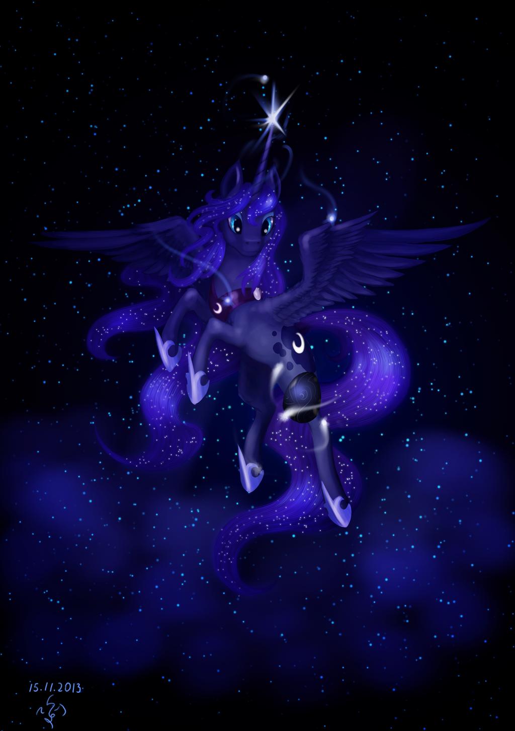Luna - Teurus revival by Dalagar