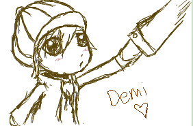 Demi- The Arrival of PC by Minatlas
