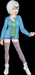 Random grunge-like outfit by Evaxa
