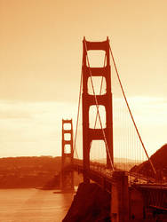 Golden Gate by oley