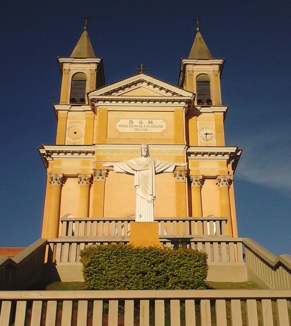 Igreja Matriz Nossa Senhora do Rosario by Gust-TRON