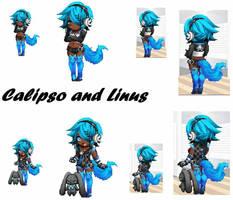 Calipso and Linus