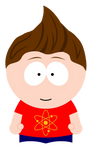 Jimmy Neutron in South Park style by Arthony70100