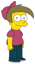 Timmy Turner in The Simpsons style by Arthony70100