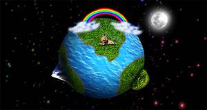 Fantasy Mini Earth
