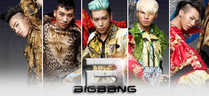 BigBang Alive Galaxy Tour Wallpaper 2012