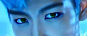T.O.P eyes from BIGBANG