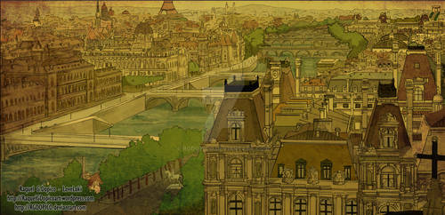 France in 1900 by RGDopico