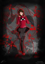 Madotsuki of Yume Nikki by RGDopico