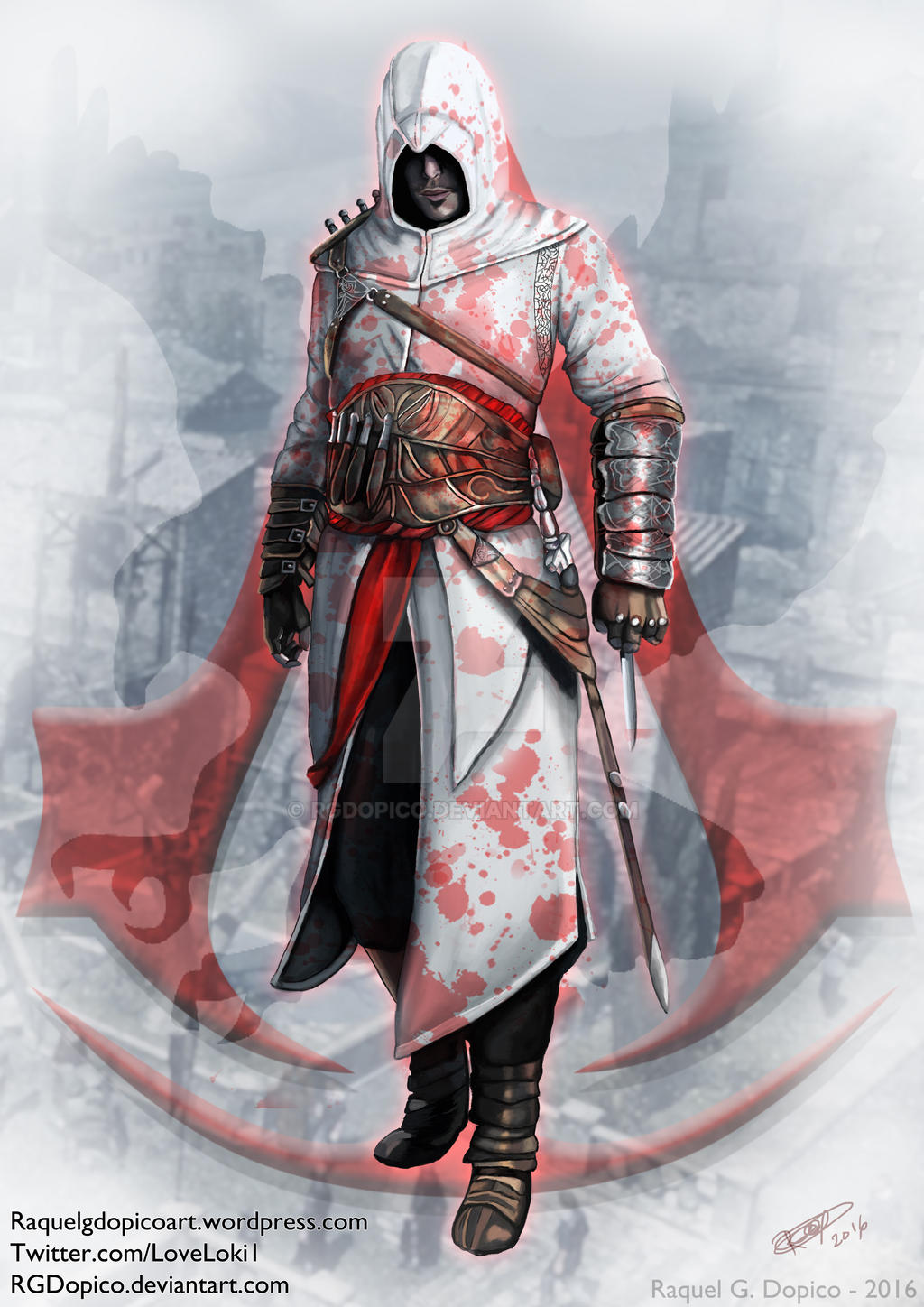 assassins creed altair ibn - photo #18