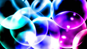 Bubble abstract wallpaper by mottl