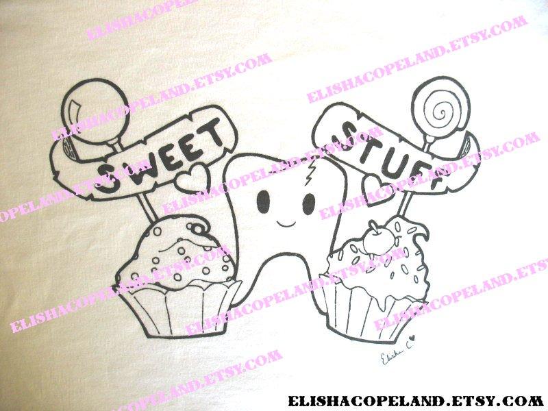 Sweet Stuff Shirt Design