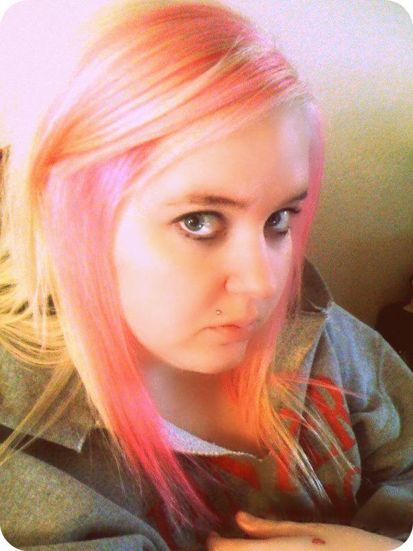 I'm a Pink Head