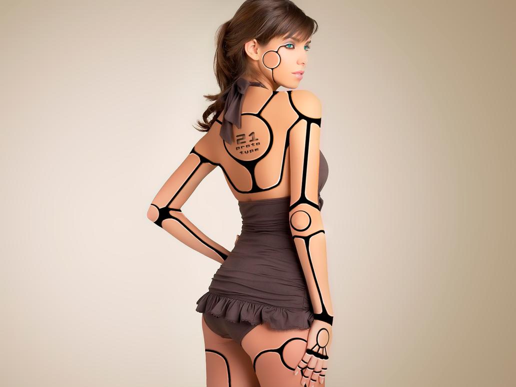 Cyborg by ADES21