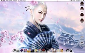 Geisha Mavericks Desktop