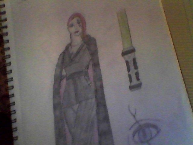 Jedi Sith Apprentice Costume Design by burtonmanrocks19