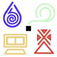 TG: Elemental Symbols by yeslek