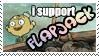 flapjack. stamp by yeslek