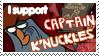 k'nuckles stamp