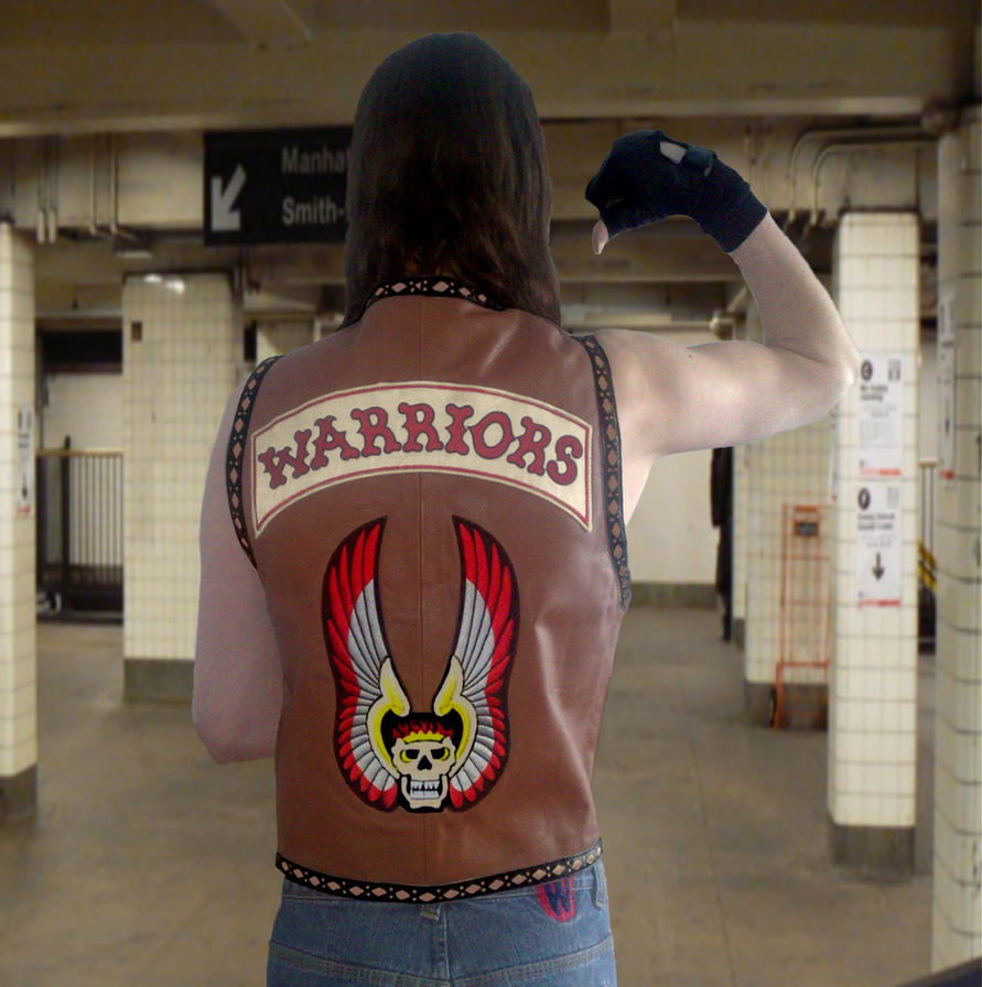 Warriors Come Out And Play Download: Warriors Vest By NINTH-DELEGATE On DeviantArt