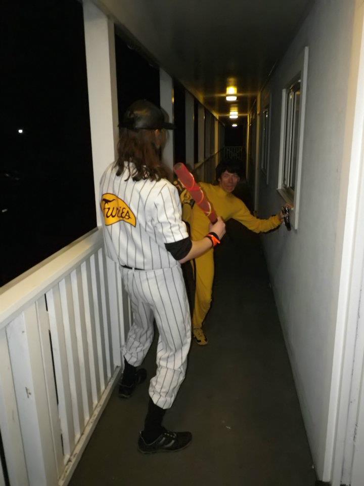 baseball furies vs bruce lee 3 by ninth delegate on deviantart