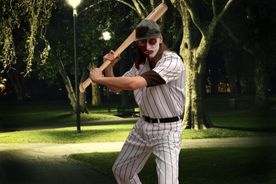 baseball fury costume test by NINTH-DELEGATE ... & baseball fury costume test by NINTH-DELEGATE on DeviantArt