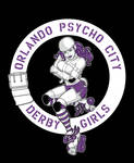 Orlando Psycho City Derby Logo
