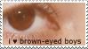 brown-eyed boys. by The-Darkest-Scheme